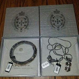 Galinas bracelet and pendant necklace NWT